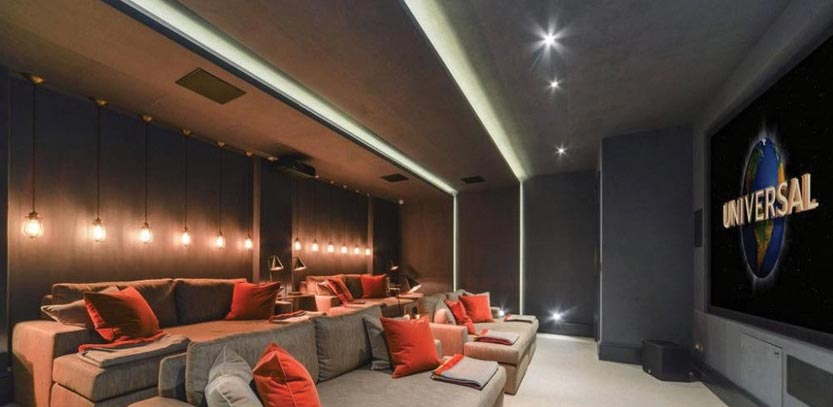 KAV home cinema