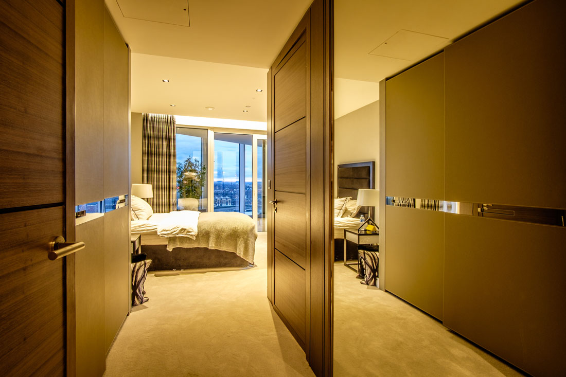 London Penthouse Hall