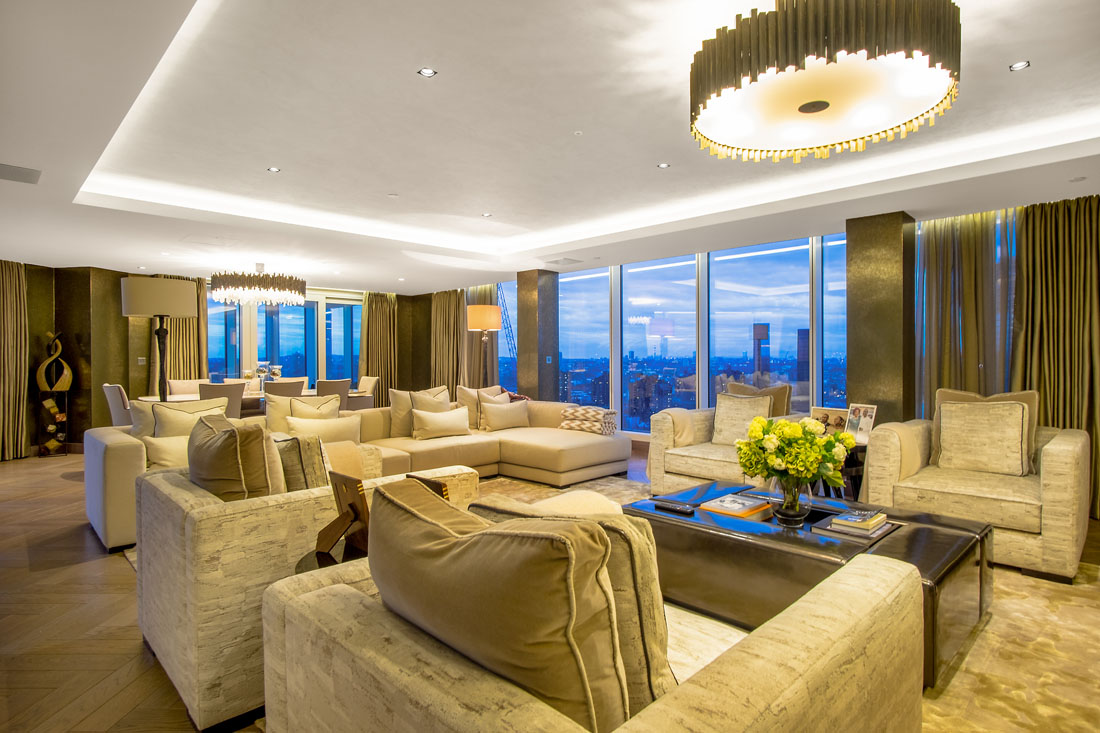London Penthouse Living