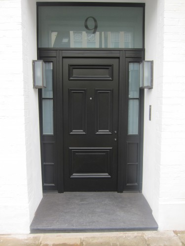 Torterolo & Re Security Door installation | KAV