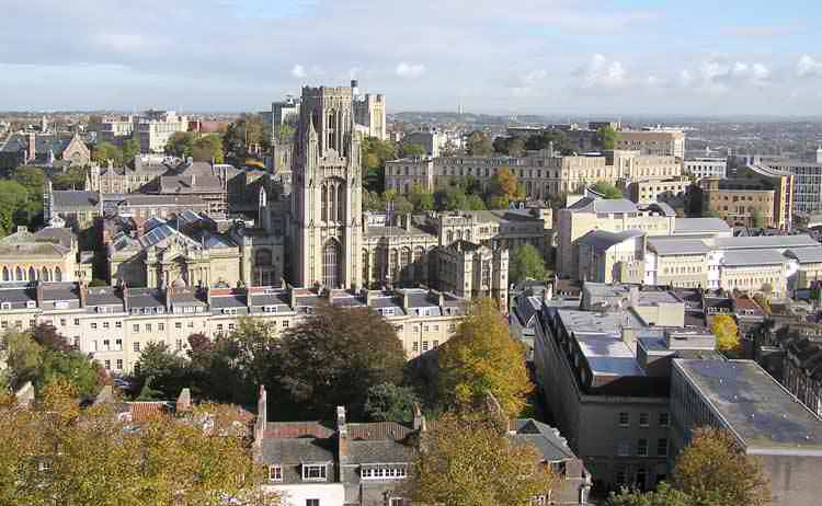Bristol to Become UK's First Smart City