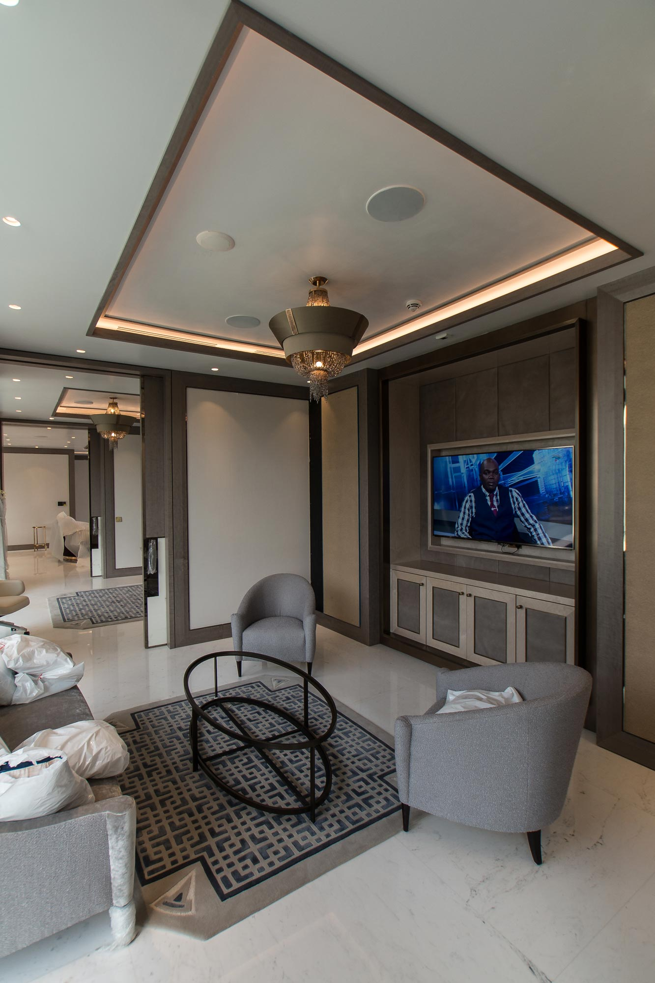 Lagos Mansion | Knightsbridge Audio Visual